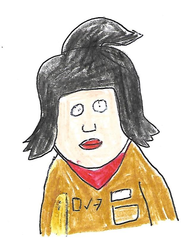 Rose Tico by dth1971