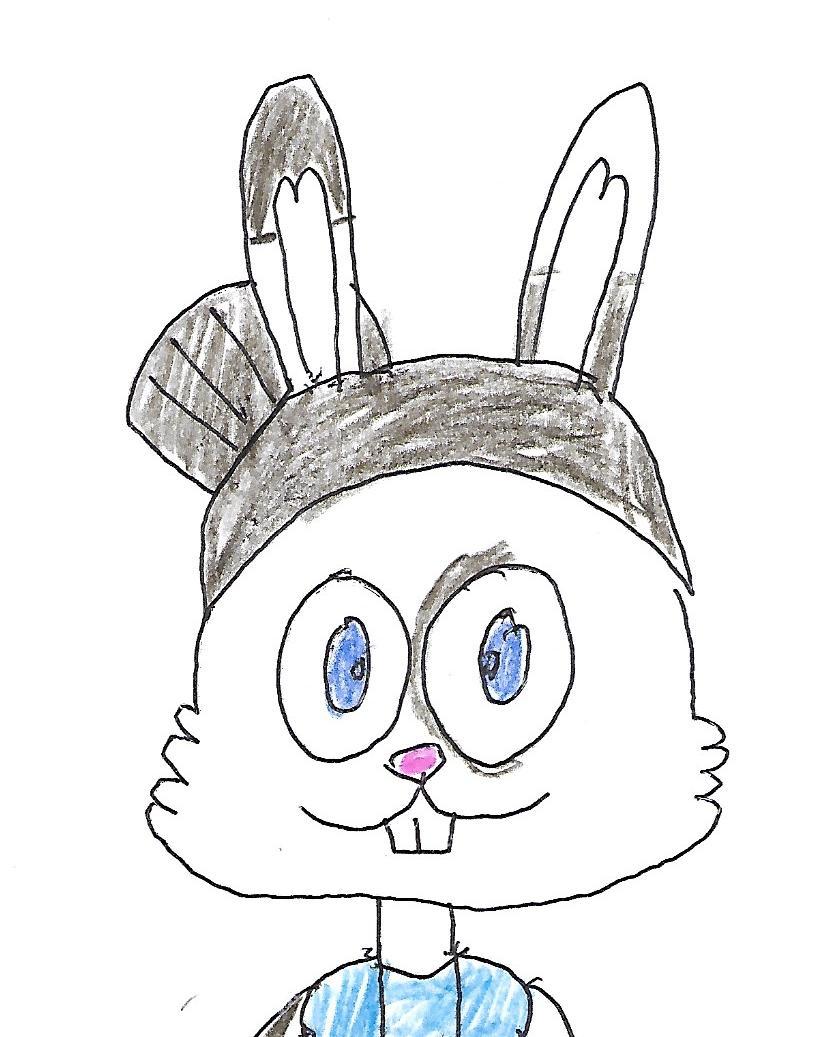 Bonnie Rabbitine by dth1971