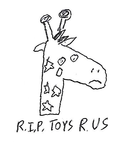 R.I.P. Toys R Us by dth1971