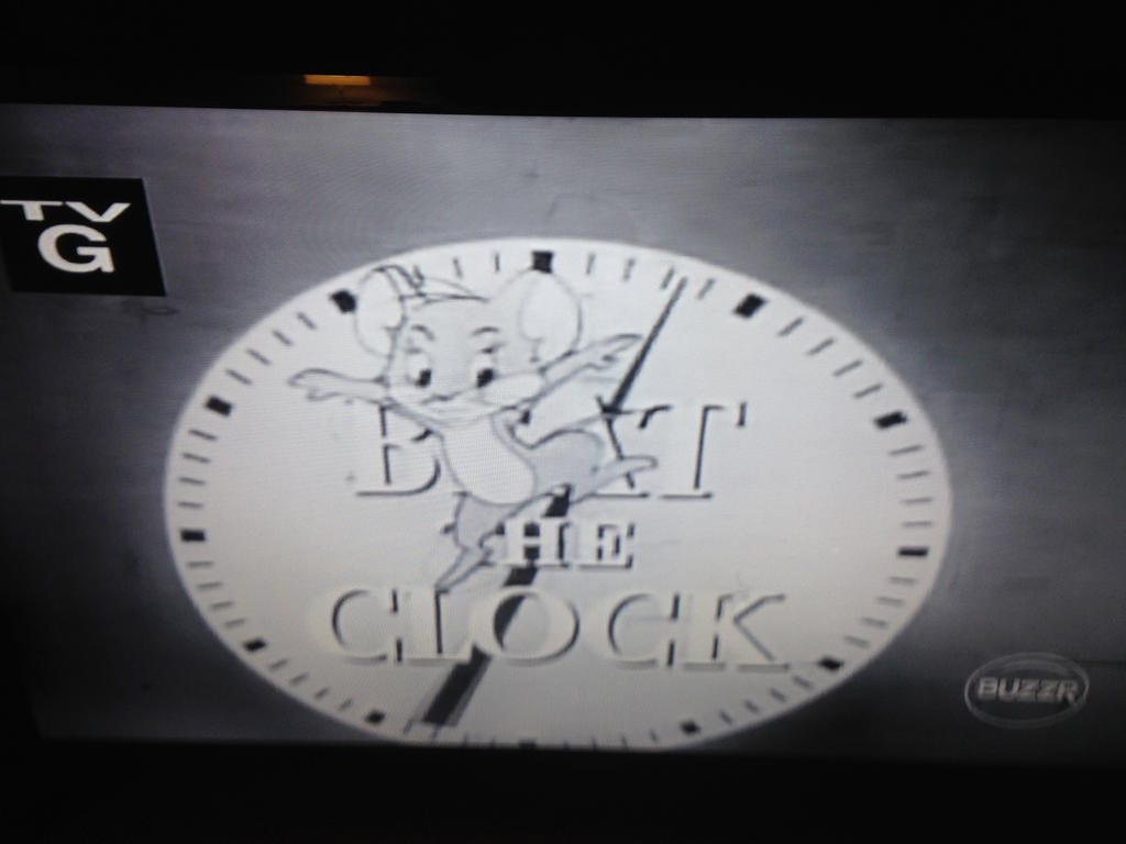 1950's Beat the Clock opening animation scene by dth1971