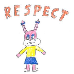 Babs Bunny - RESPECT