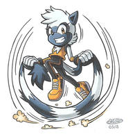 Tangle the Lemur by glitcher by dth1971