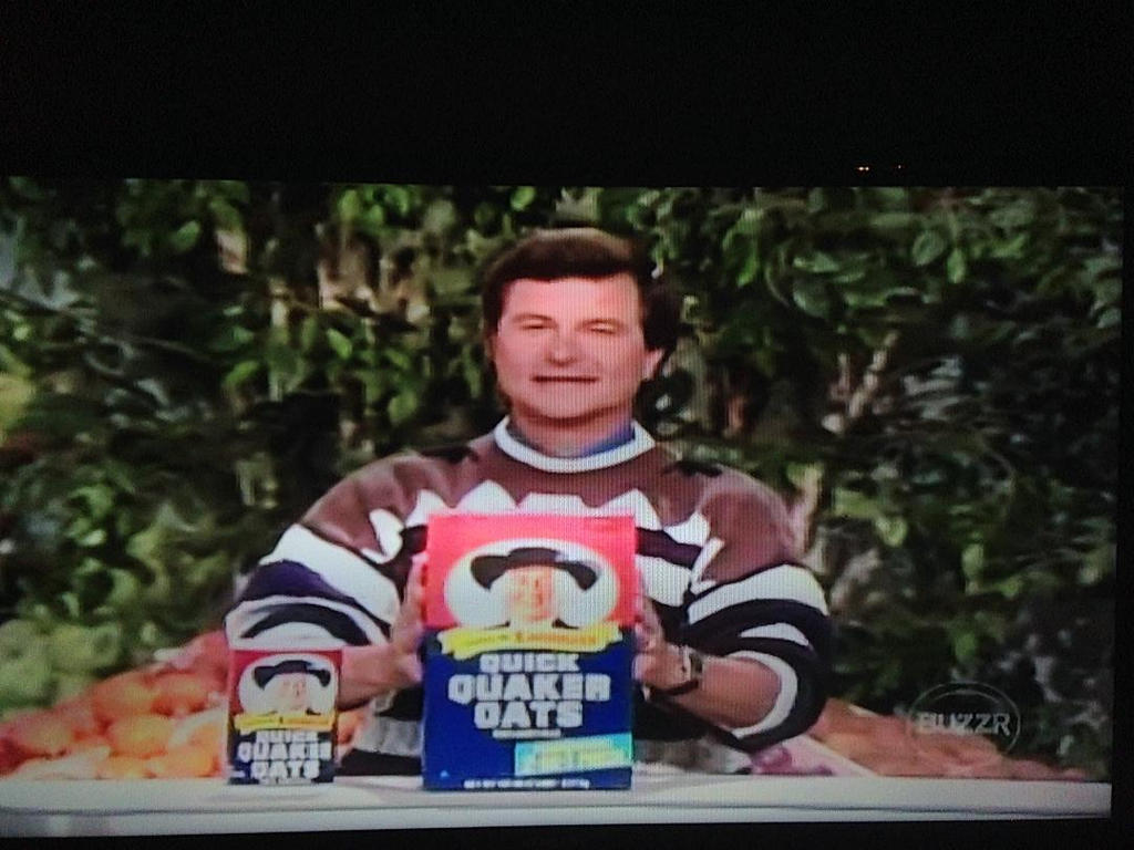 Supermarket Sweep Fall 1992 scene - Quaker Oats by dth1971