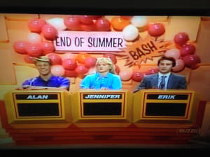 Sale of the Century 1988 End of Summer Bash scene