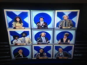 Match Game/Hollywood Squares Hour scene