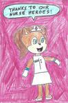 Nurse Sally Acorn