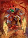 Raphael firebender