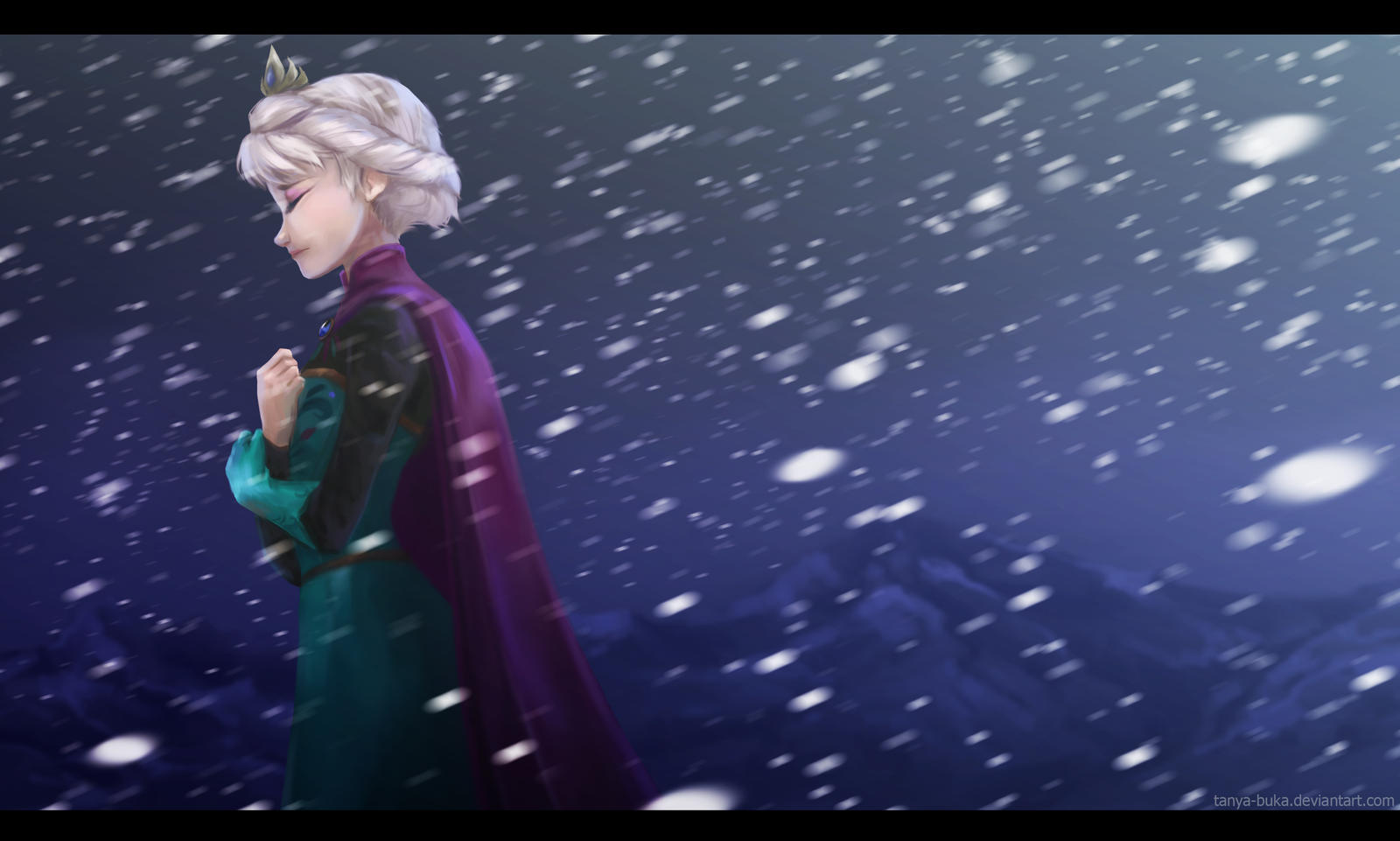 Kingdom of isolation by tanya-buka
