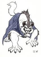 Beast by tanya-buka
