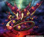 Starving Venom Fusion Dragon Full Artwork