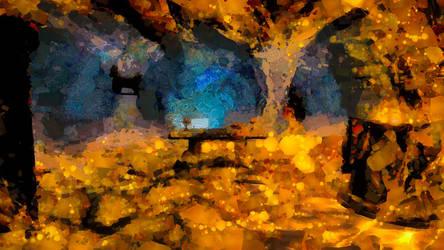 Bleak Fall's Barrow Embalming Chamber