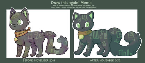 Rune: Before and After by imaginejuice