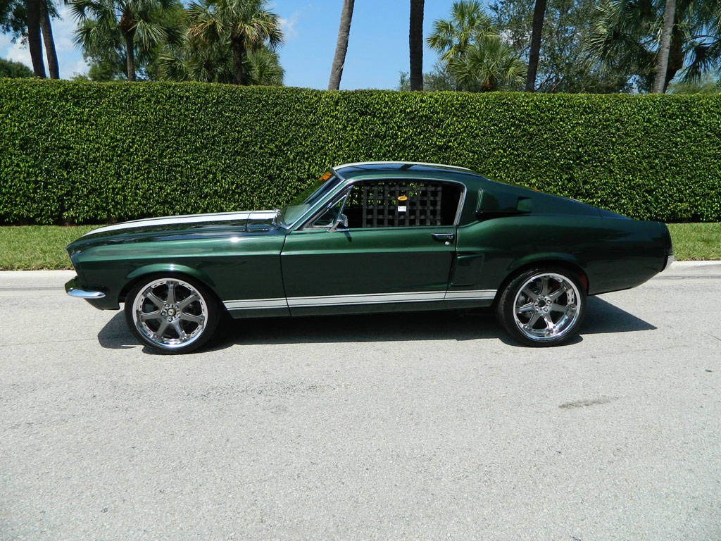 1967 ford mustang fnf tokyo drift by 4wheelssociety
