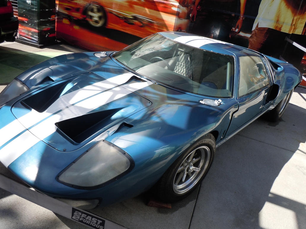 Fast And Furious  Ford Gt Wheelssociety