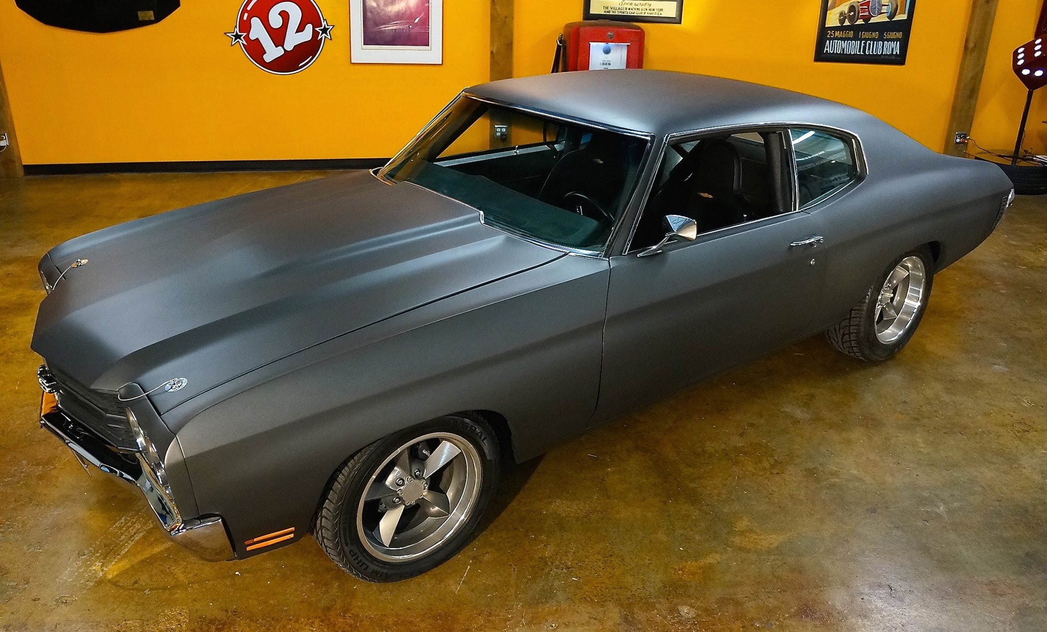 Chevelle SS Fast and Furious 4 by 4WheelsSociety on DeviantArt