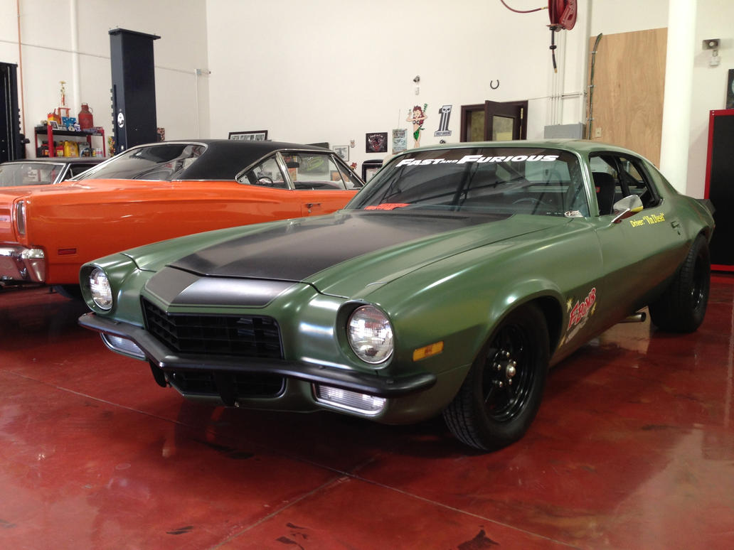 1969 chevrolet camaro 39 f bomb 39 fast and furious4 by 4wheelssociety on deviantart. Black Bedroom Furniture Sets. Home Design Ideas
