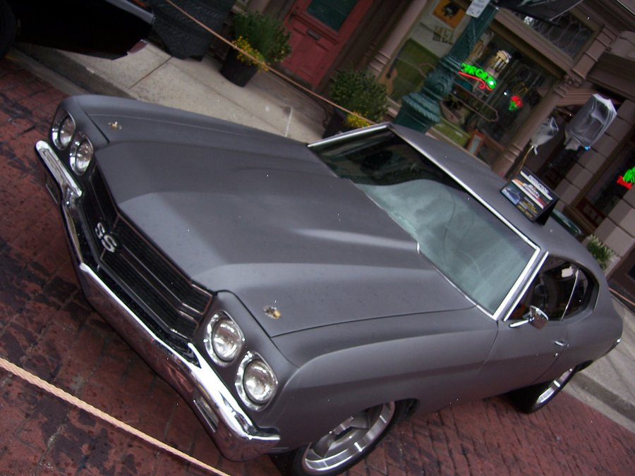 Fast And The Furious 4- Chevelle SS by 4WheelsSociety on ...