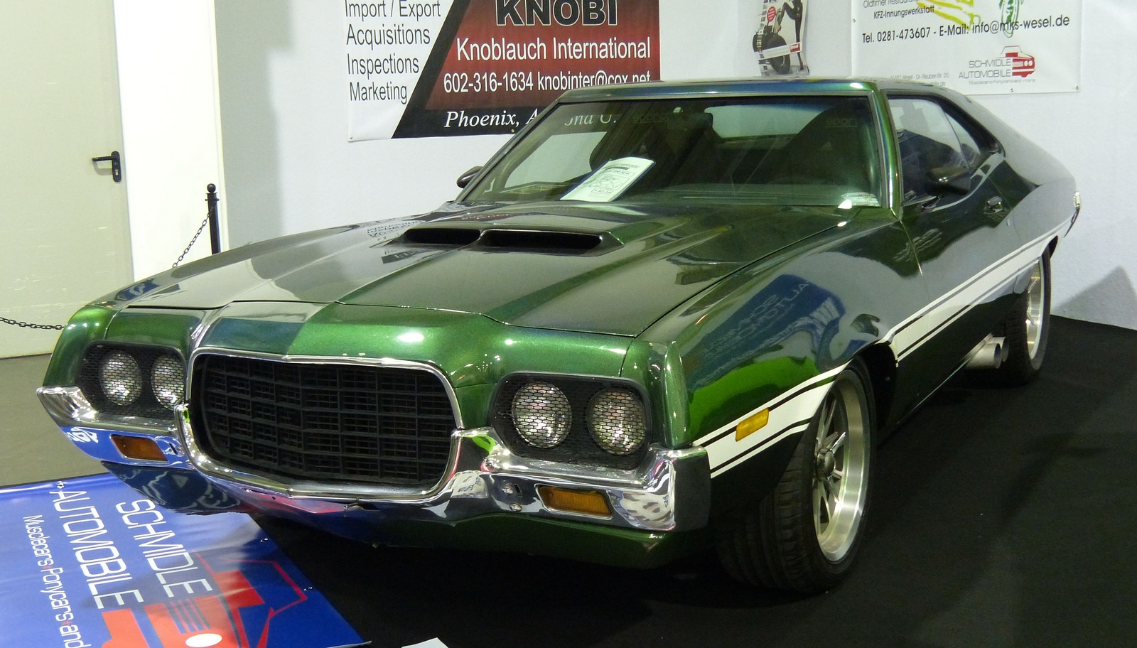 1972 ford gran torino fast 4 by 4wheelssociety