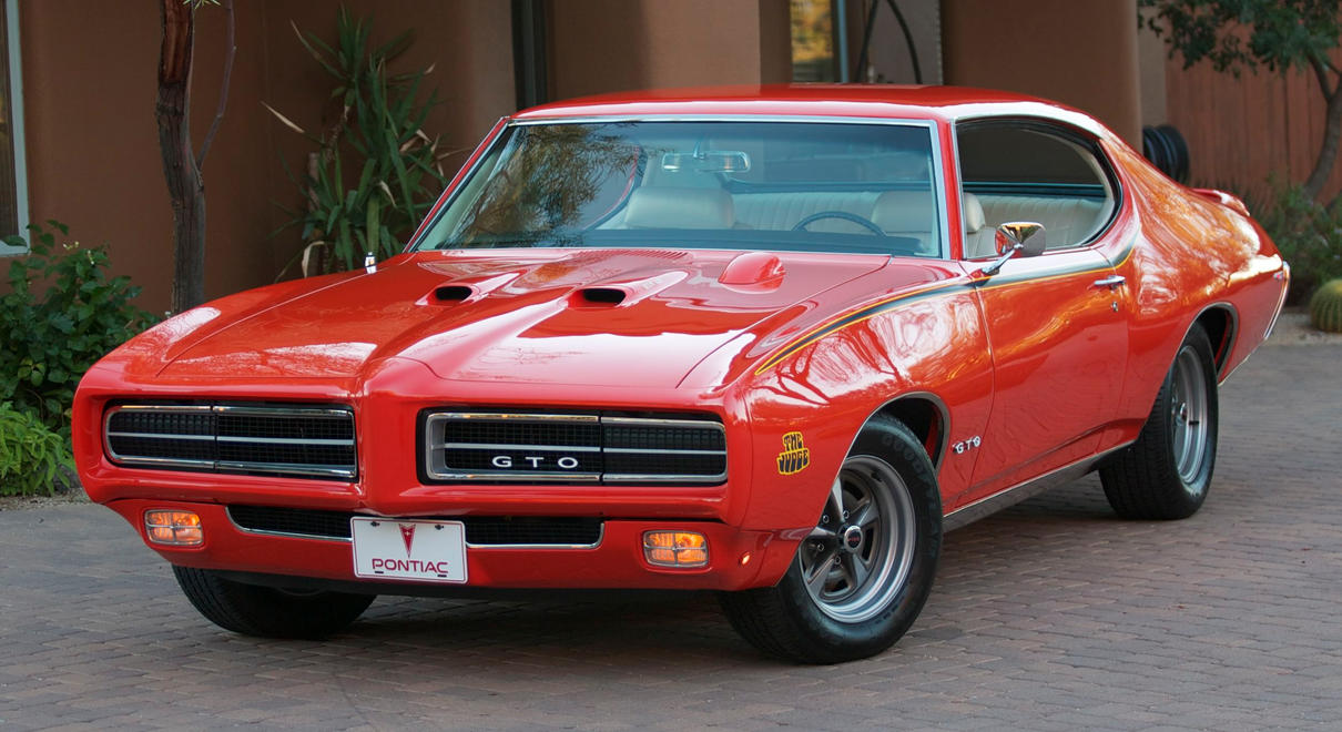 1969 Pontiac Gto The Judge By 4wheelssociety On Deviantart
