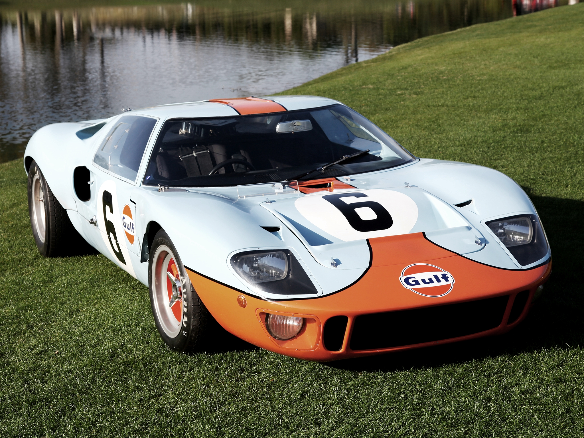 1966 ford gt 40 by 4wheelssociety