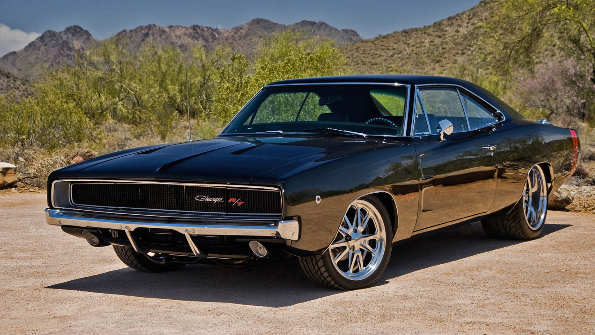 1968 - Dodge Charger RT by 4WheelsSociety on DeviantArt