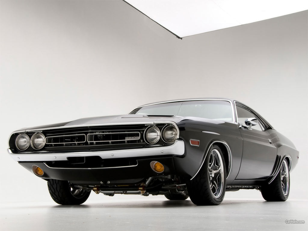 Dodge Challenger 1971 Wallpaper 1971 Dodge Challenger rt by