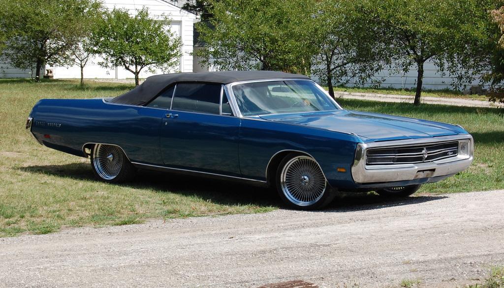 1969 Chrysler 300 Convertible By 4wheelssociety On Deviantart