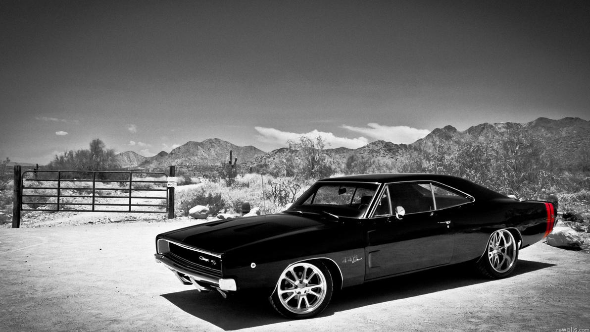 1968 Charger Dodge White Rt By 4wheelssociety On Deviantart