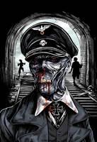 Nazi Zombie by Kesoglu