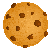 Cookie icon v.2 by SorbetBerry
