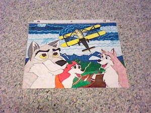 Balto 3 Wings of Change Poster