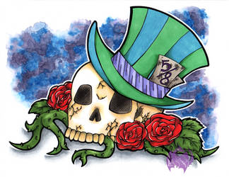 Mad Death Amongst the Roses