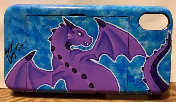 Roxy Dragon Phone Case