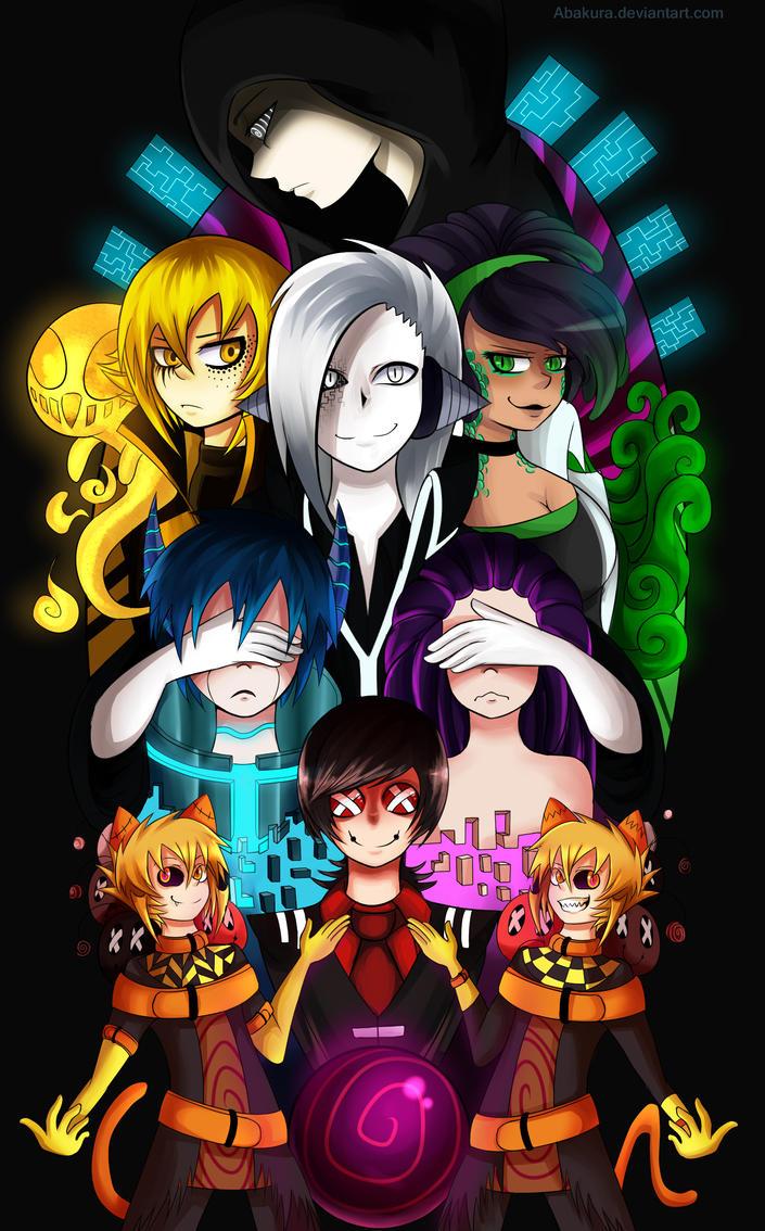 Meet the biggest ones by Abakura