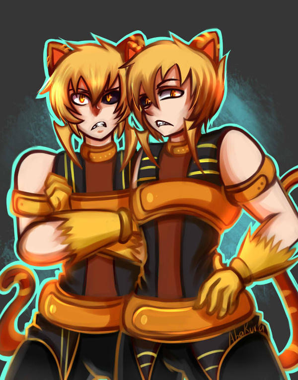 Brothers in crime by Abakura