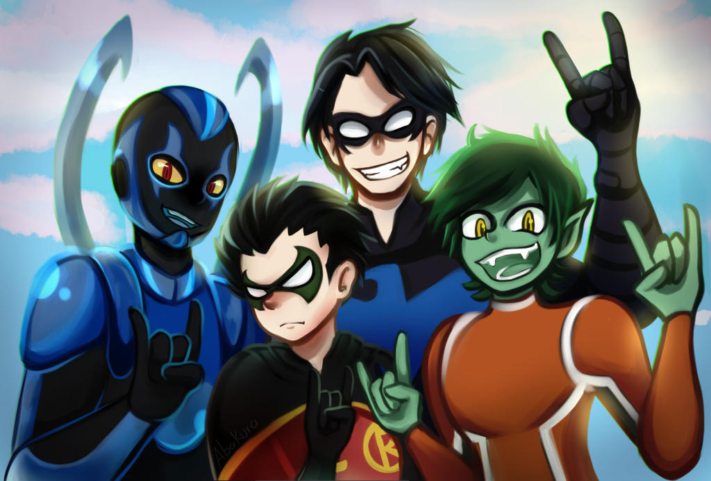 Justice League Natural Disasters