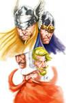 Asgardians Poster wip