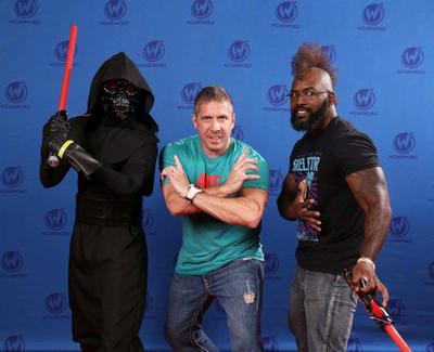 Sith, Ray Park, and Me by Darkness33