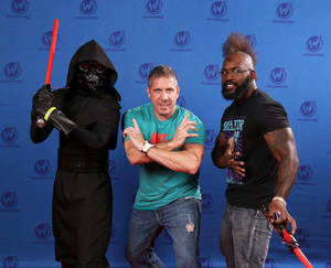 Sith, Ray Park, and Me