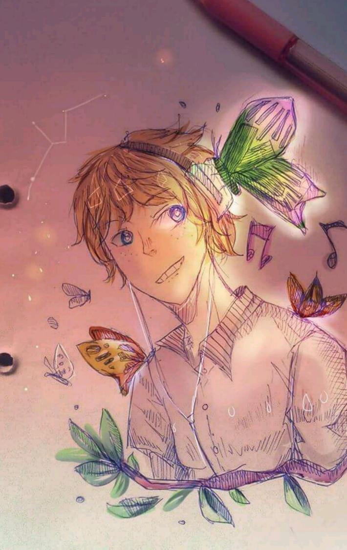 Butterfly by Sayuri-chann