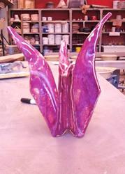 Ceramic Crane
