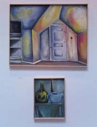Interior and Still Life