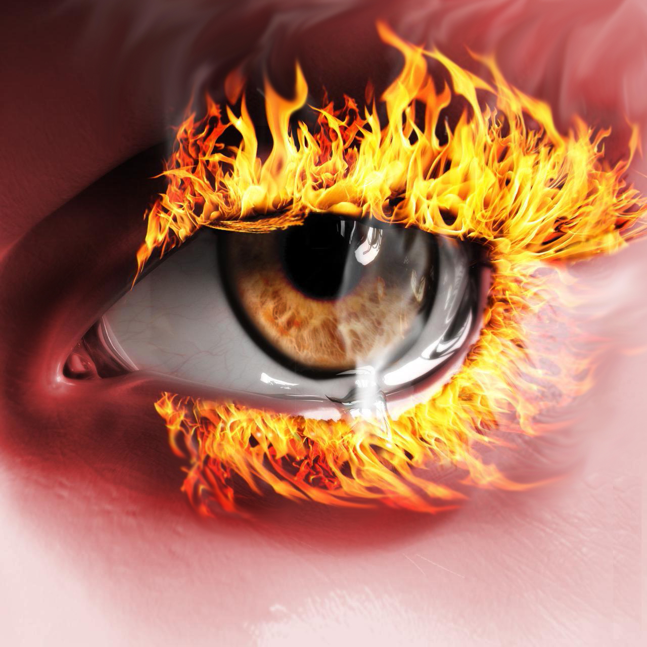 fire_eye by bevrnja