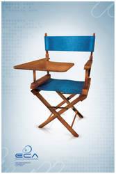 ECA director's chair