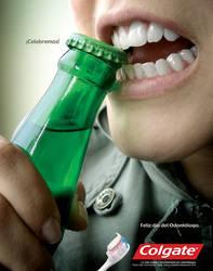 COLGATE - botella by rodrigozenteno