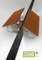 Save TIPNIS - house by rodrigozenteno