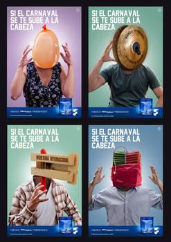 ALKASELTZER carnavales
