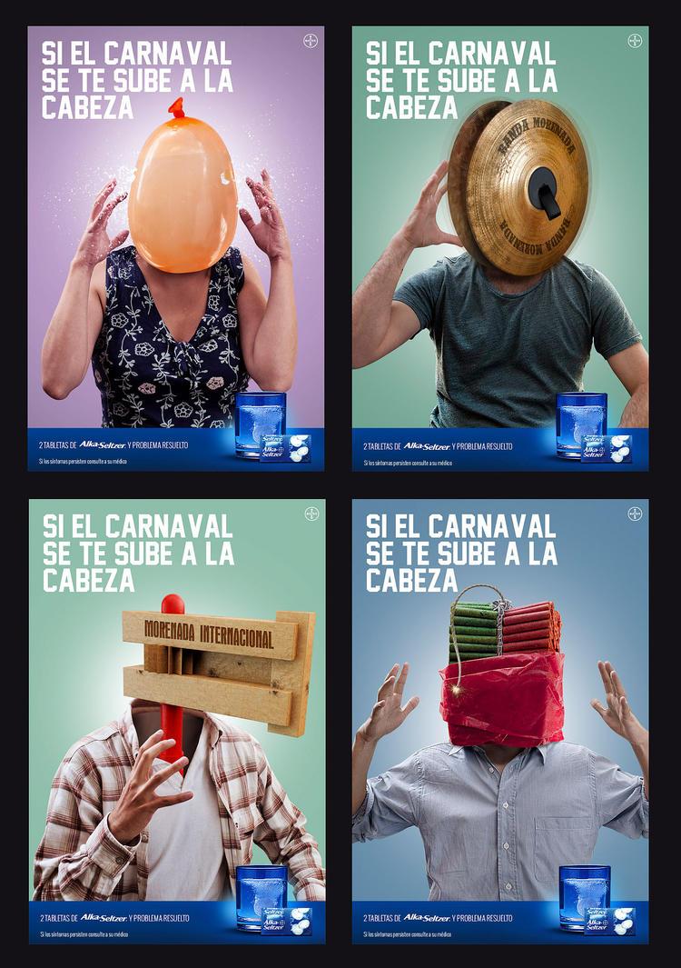 ALKASELTZER carnavales by rodrigozenteno