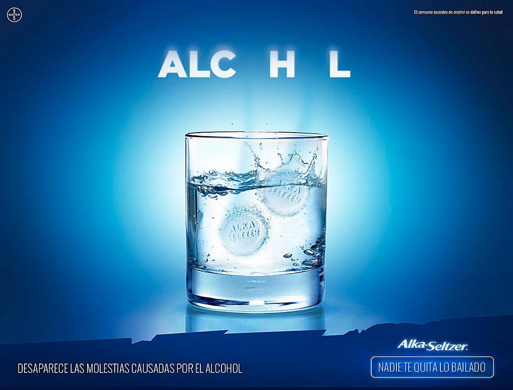 ALKASELTZER AD by rodrigozenteno