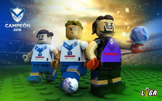 San Jose de oruro LEGO